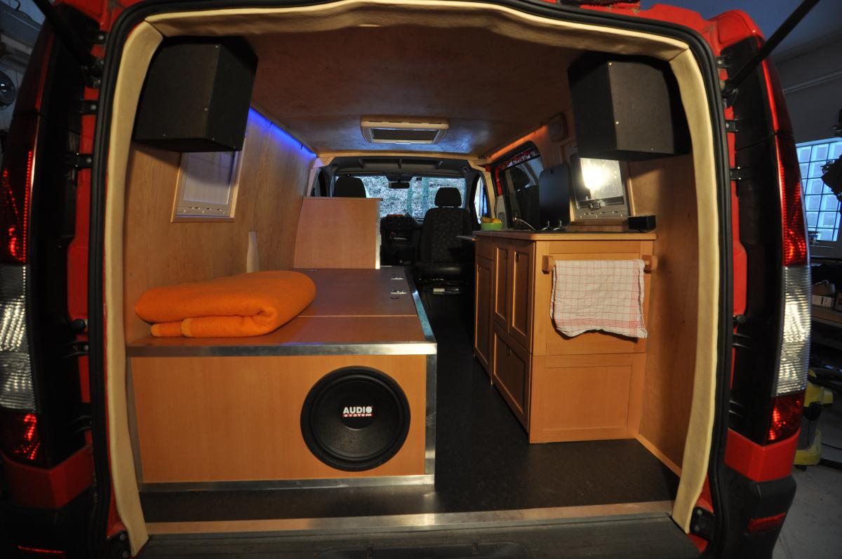 mercedes sprinter wohnmobil ausbau best car review. Black Bedroom Furniture Sets. Home Design Ideas