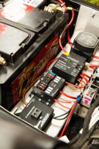 installationen von elektrischen komponenten heizungen und. Black Bedroom Furniture Sets. Home Design Ideas